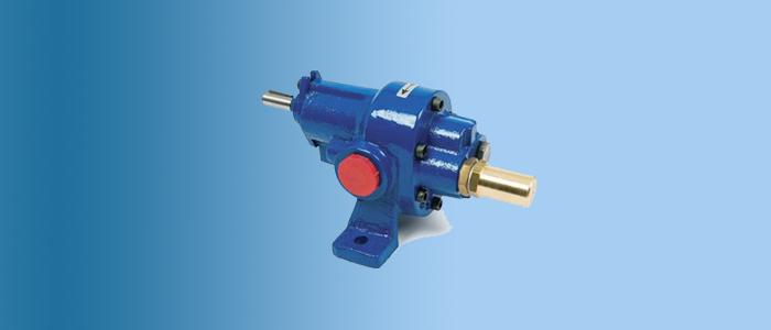 gear pump gvr model b