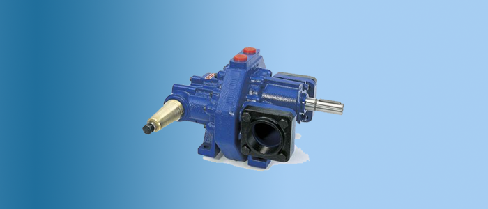 gear pump gvr model bc
