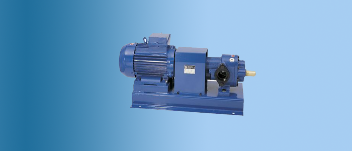 gear pump gvr model mbm