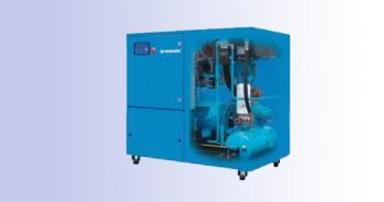 air compressor oil lubricate screw