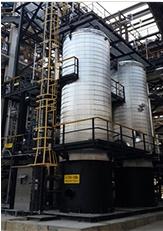 butan sulfur removal package hana plant