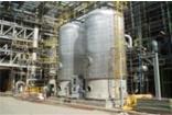 hana plant off gas dehydrator