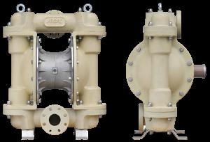 argal fiberglass pump