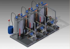 3P Prinz Chemical Injection Package